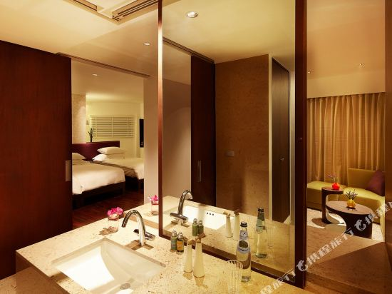 曼谷利特酒店(LiT BANGKOK Hotel)豪華三人套房