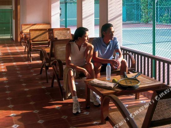 曼谷瑞士奈樂特公園酒店(Swissotel Nai Lert Park Bangkok)健身娛樂設施