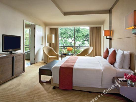 曼谷瑞士奈樂特公園酒店(Swissotel Nai Lert Park Bangkok)涼亭套房