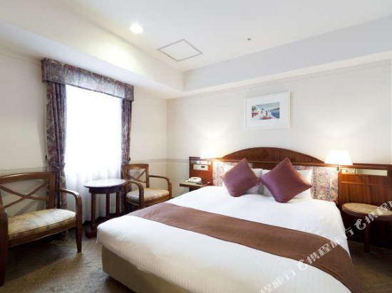 Hotel Trusty 名古屋(Hotel Trusty Nagoya)豪華大床房