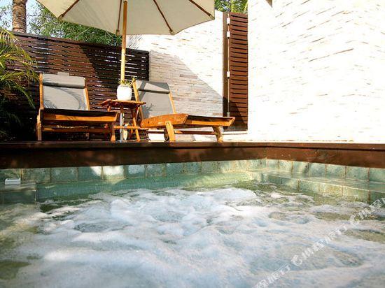 大海沙灘陽光度假酒店(Sea Sand Sun Resort and Villas)按摩浴缸別墅4