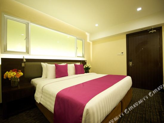 曼谷唐人街皇家酒店(Hotel Royal Bangkok@Chinatown)高級房(無窗)