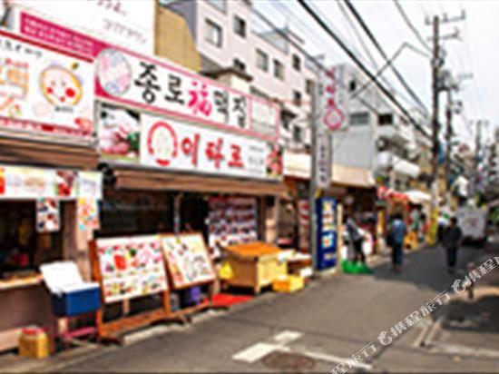 東新宿燦路都大飯店(Hotel Sunroute Higashi Shinjuku)周邊圖片