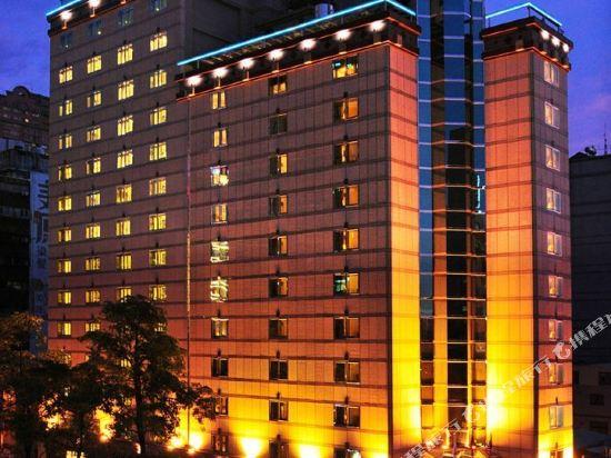高雄陽光大飯店(Hotel Sunshine)外觀
