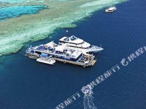 哈密頓島珊瑚景酒店(Hamilton Island Reef View Hotel Whitsundays)
