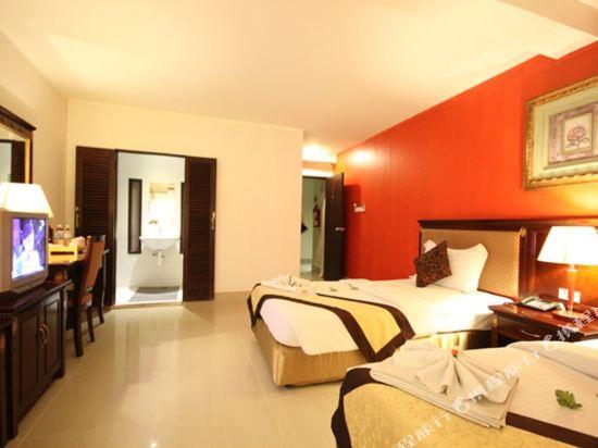 芭堤雅金色城市水療酒店(The Golden Ville Boutique Hotel & Spa Pattaya)高級房