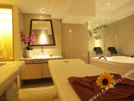 芭堤雅金色城市水療酒店(The Golden Ville Boutique Hotel & Spa Pattaya)SPA
