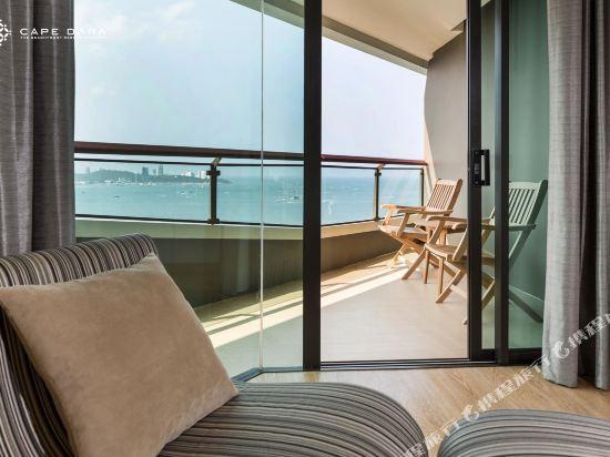 達拉海角度假酒店(Cape Dara Resort)豪華轉角房
