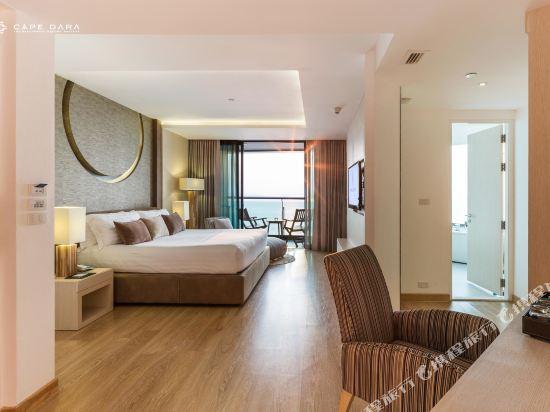 達拉海角度假酒店(Cape Dara Resort)達拉豪華房