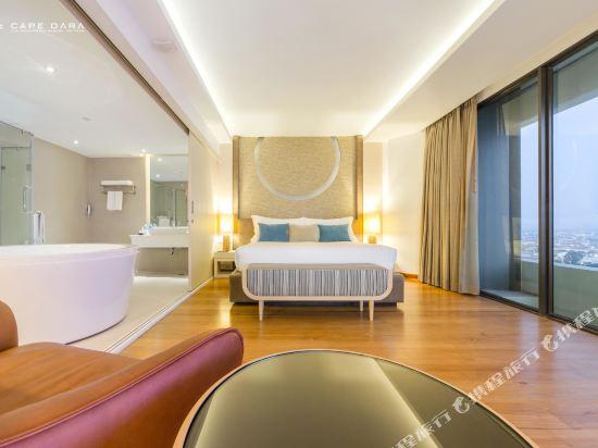 達拉海角度假酒店(Cape Dara Resort)超級明星複式套房