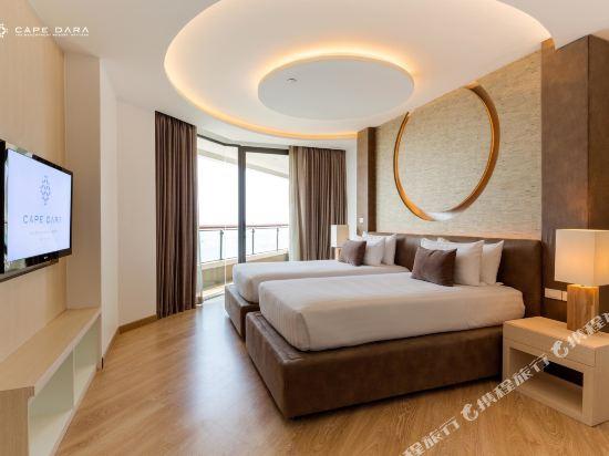 達拉海角度假酒店(Cape Dara Resort)家庭套房