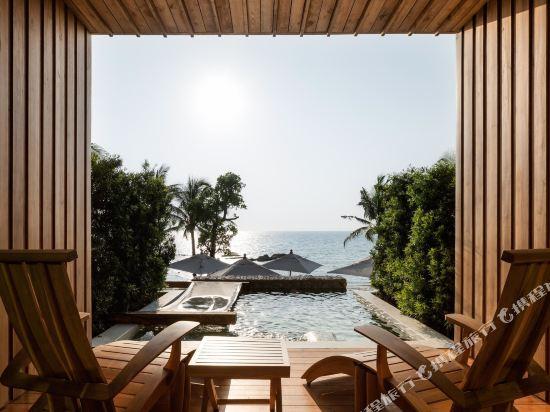 達拉海角度假酒店(Cape Dara Resort)達拉私人泳池房