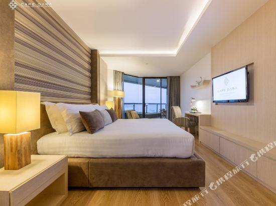 達拉海角度假酒店(Cape Dara Resort)豪華陽台房