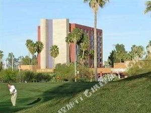 圖森希爾頓逸林酒店 - 里德公園(DoubleTree by Hilton Tucson-Reid Park)