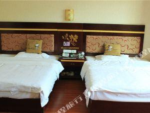 瀾滄映山紅酒店