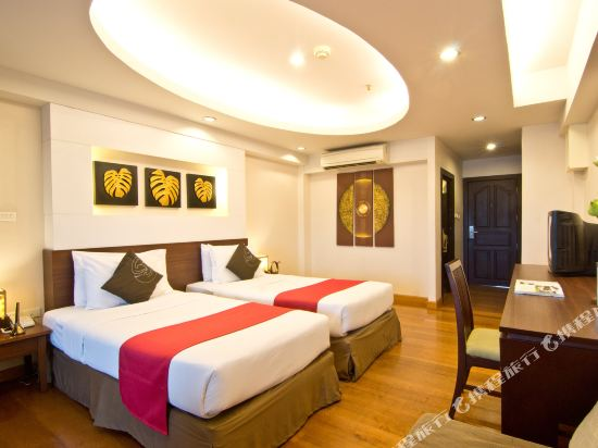 芭堤雅黃金海酒店(Golden Sea Pattaya)豪華套房