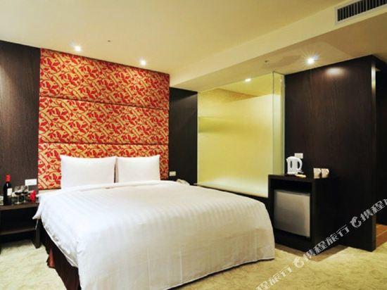 台北樂客商旅(Look Hotel)樂客豪華客房