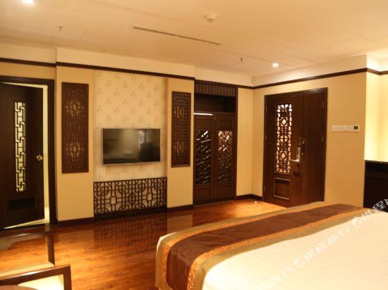 北京金色夏日商務酒店(Golden Sun Commercial Hotel)中式大床房