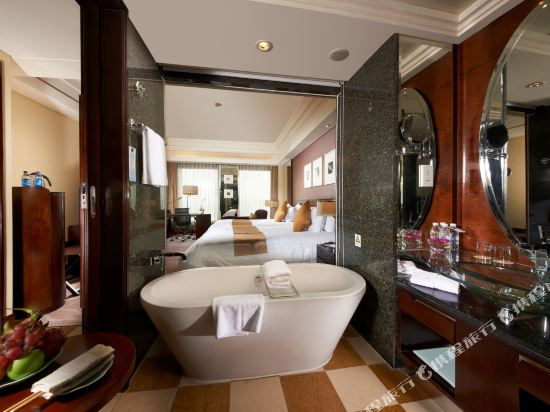 杭州開元名都大酒店(New Century Grand Hotel Hangzhou)豪華雙床房