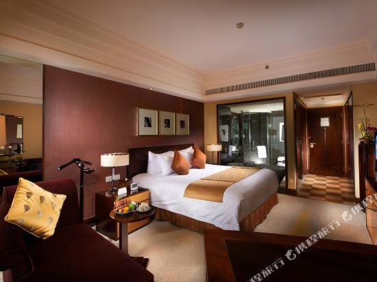 杭州開元名都大酒店(New Century Grand Hotel Hangzhou)豪華大床房