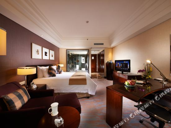 杭州開元名都大酒店(New Century Grand Hotel Hangzhou)行政大床房