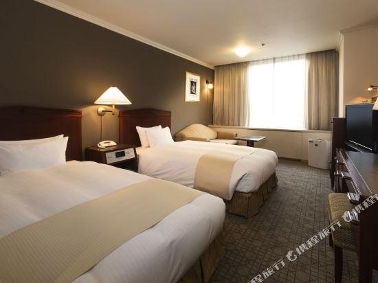 札幌格蘭大酒店(Sapporo Grand Hotel)雙床房(主樓)