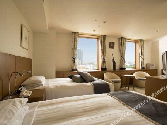 札幌公園飯店(Sapporo Park Hotel)豪華雙床房