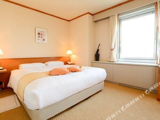 札幌公園飯店(Sapporo Park Hotel)豪華大床房