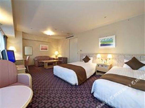 札幌ANA皇冠假日酒店(ANA CROWNE PLAZA SAPPORO)豪華房