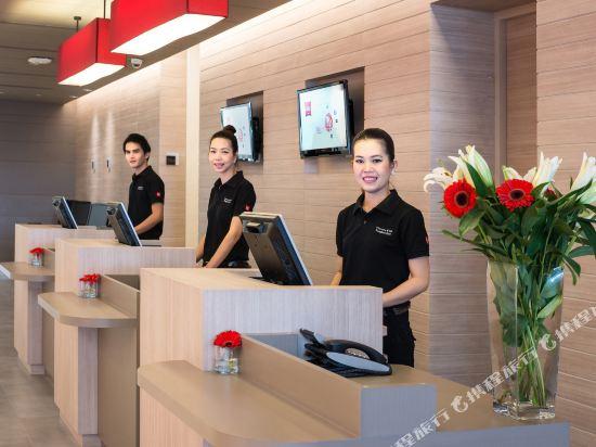 宜必思曼谷暹羅酒店(Ibis Bangkok Siam)公共區域