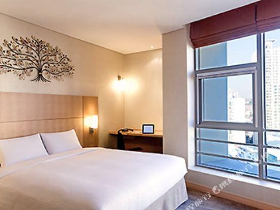 宜必思大使釜山城市中心酒店(Ibis Ambassador Busan City Centre)簡易套房(特大床)