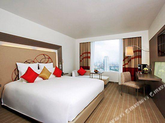 諾富特曼谷素坤逸酒店(Novotel Bangkok Ploenchit Sukhumvit)套房