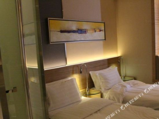 香港九龍珀麗酒店(Rosedale Hotel Kowloon)標準房