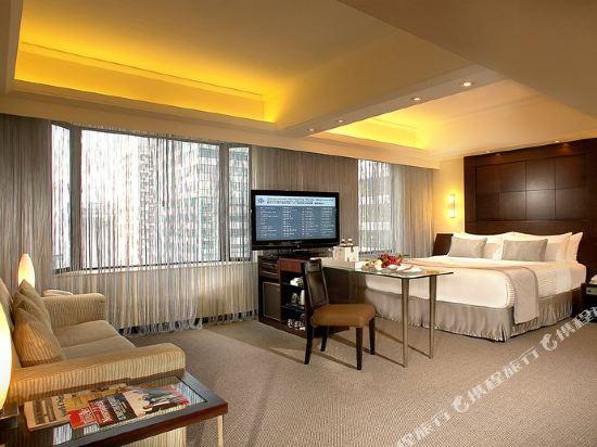 香港灣仔皇悅酒店(Empire Hotel Hong Kong-Wan Chai)皇悅行政開放式套房
