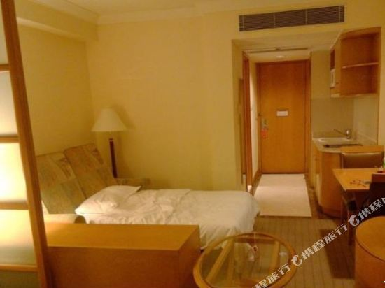 香港嘉湖海逸酒店(Harbour Plaza Resort City)標準間