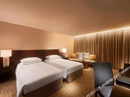 台北喜來登大飯店(Sheraton Grand Taipei Hotel)豪華客房
