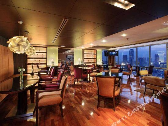 曼谷鉑爾曼G酒店(Pullman Bangkok Hotel G)行政酒廊