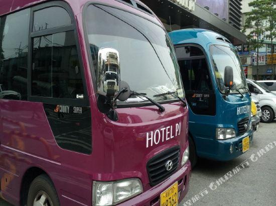 明洞PJ酒店(Hotel PJ Myeongdong)眺望遠景