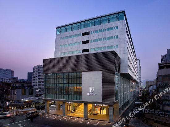 明洞PJ酒店(Hotel PJ Myeongdong)外觀