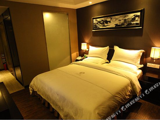 迎商·雅蘭酒店(廣州北京路店)商務大床房