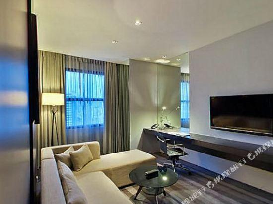 曼谷素坤逸假日酒店(Holiday Inn Bangkok Sukhumvit)精緻套房
