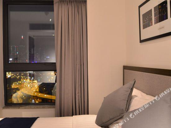 香港盛捷維園公寓酒店(Somerset Victoria Park Hongkong)行政單房式公寓