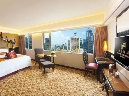 澳門富豪酒店(Hotel Beverly Plaza)富豪健康客房