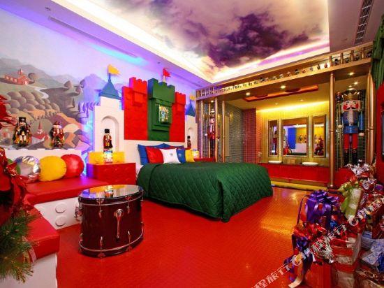 台北莎多堡奇幻旅館(SATO Castle Hotel)皇后房