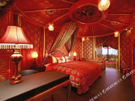 台北莎多堡奇幻旅館(SATO Castle Hotel)城堡房(大_雙)