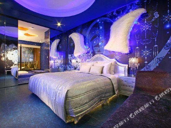 台北莎多堡奇幻旅館(SATO Castle Hotel)城堡房