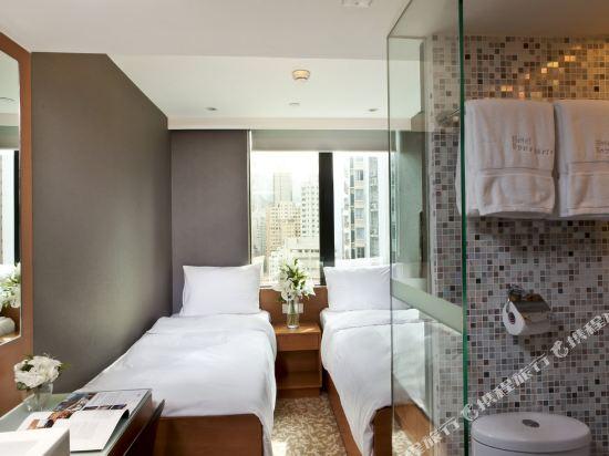 簡悅酒店(香港銅鑼灣店)(Minimal Hotel Urban)標準房