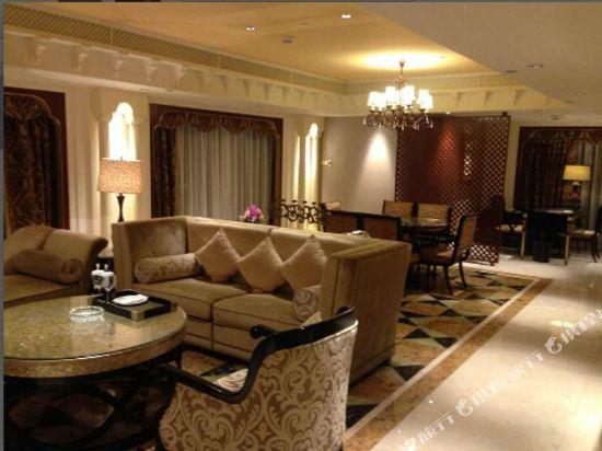 澳門凱旋門酒店(L'Arc Macau)別墅二房套