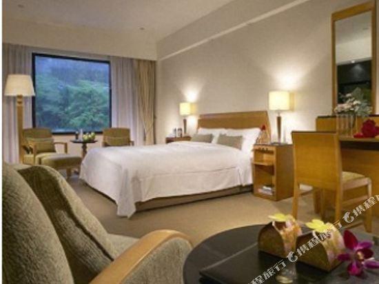 台北北投春天酒店(Spring City Resort)典雅客房雙人房