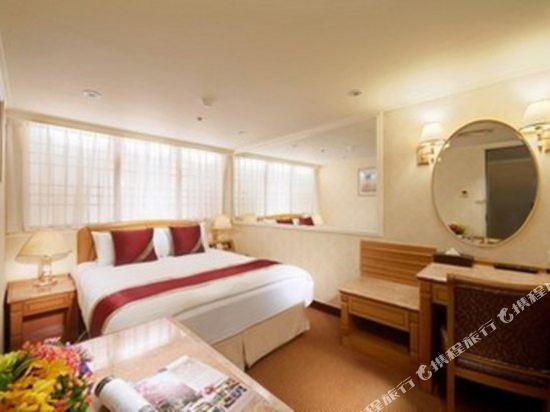 台北天成大飯店(COSMOS HOTEL TAIPEI)高級單人房